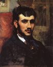 Portrait of Renoir 1867