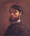 Self-Portrait with Detachable Collar 1868
