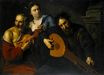 Caravaggio - A musical group 1595-1610