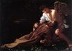 Caravaggio - Saint Francis of Assisi in Ecstasy 1595