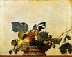 Caravaggio - Basket of Fruit 1596
