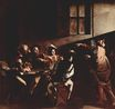 Caravaggio - Calling of Saint Matthew 1600