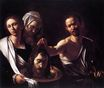 Caravaggio - Salome with the Head of John the Baptist 1607