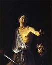 Caravaggio - David with the Head of Goliath 1610