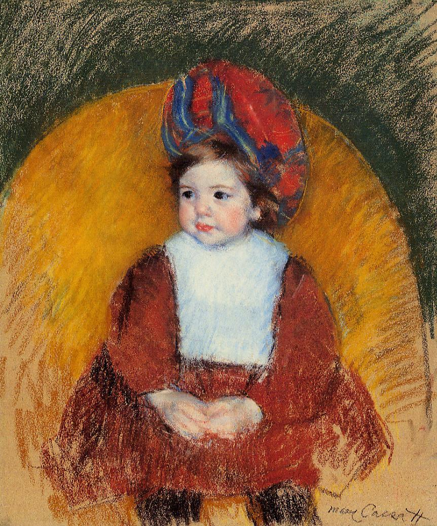 Mary Cassatt - Margot 1902
