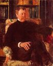 Mary Cassatt - Portrait of Alexander J. Cassatt 1883