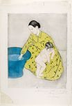 Mary Cassatt - The Bath 1890-1891