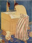 Mary Cassatt - The Bath. La Toilette 1890-1891