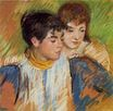 Mary Cassatt - The Two Sisters 1894