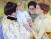 Mary Cassatt - Women Admiring a Child 1897