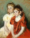 Mary Cassatt - Young Girls 1897
