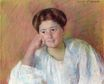 Mary Cassatt - Louisine Peters 1900