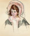 Mary Cassatt - Sara in Bonnet and Coat 1904