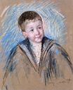 Mary Cassatt - Sketch of Master St. Pierre 1906