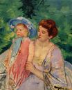 Mary Cassatt - Boat, Bath 1908