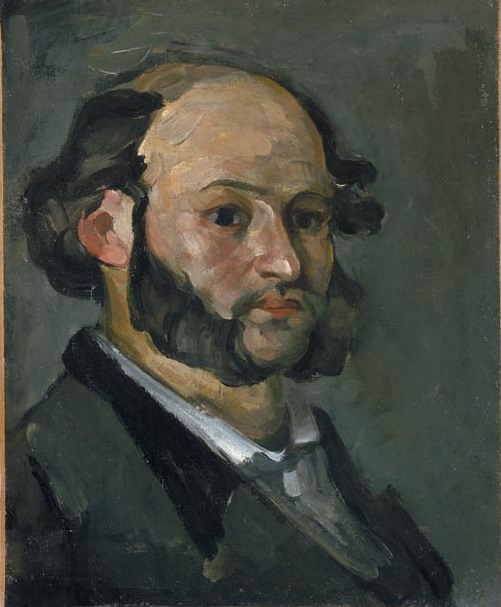 Portrait of Gustave Boyer 1871