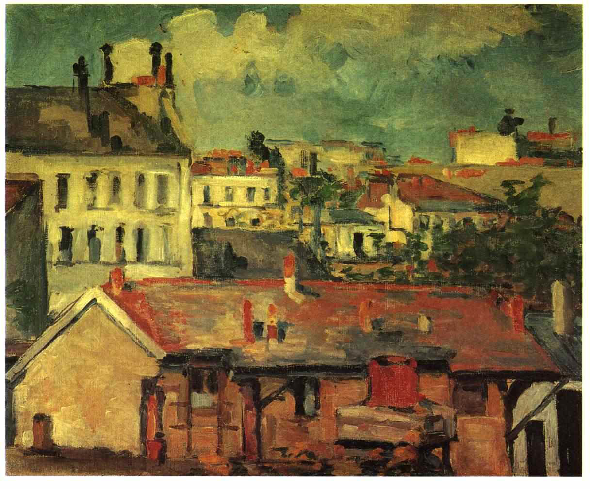 The roofs 1877