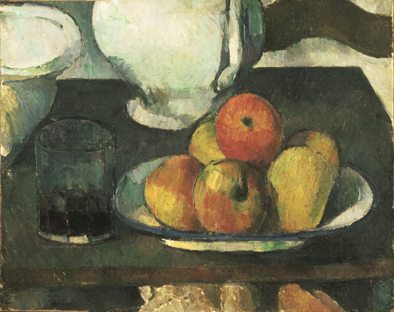Still Life with apples 1877-1879