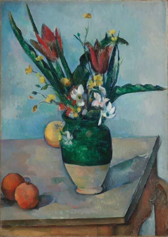 The Vase of Tulips 1890
