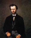 Portrait of Anthony Valabregue 1866