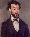 Portrait of Antoine Valabregue 1866