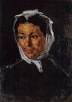 The artist's mother 1867