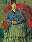 Portrait of Madame Cezanne 1878
