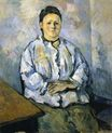 Seated woman 1879