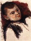 Portrait of the artist's son 1885