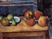 Still Life apples and pears 1887