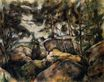 Rocks at Fountainebleau 1893