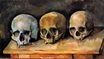 The three skulls 1900