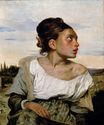 The Orphan Girl at the Cemetery 1821-1824