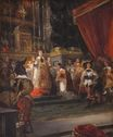 Cardinal Richelieu Preaching in the Chapel of the Palais-Royal 1828