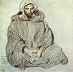 Seated Arab in Tanger 1832