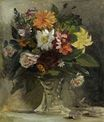 A Vase of Flowers 1833