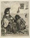 Jewish Woman of Algiers 1833