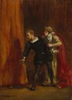Hamlet and his Mother 1849-1850