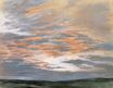 Study of the Sky at Sunse 1849