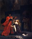 Desdemona Cursed by Her Father 1852