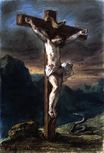 Christ on the Cross 1853-1856