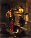 The Beheading of John the Baptist 1856-1858
