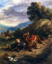 The Death of Lara 1858