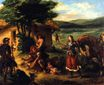 Erminia and the Shepherds 1859