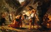 Hercules Bringing Alcestis Back from the Underworld 1862