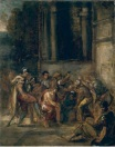 Christ in the Palace of Pilate 1849