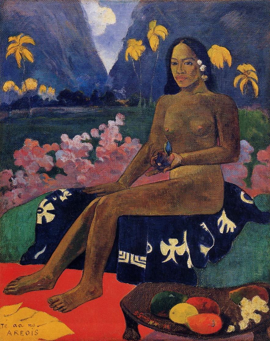Paul Gauguin - The Seed of the Areoi 1892