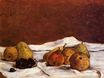 Paul Gauguin - Pears and grapes 1875
