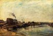 Paul Gauguin - Port de Grenelle 1875