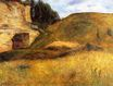 Paul Gauguin - Quarry hole in the cliff 1882